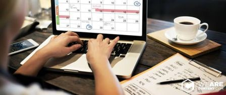 3 ventajas de utilizar calendarios editoriales en marketing de contenidos