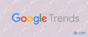Google Trends como herramienta para crear contenido