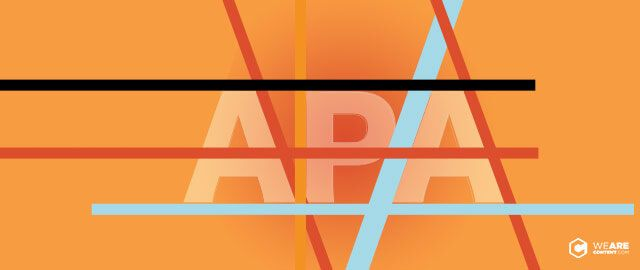 Normas APA: aprende cómo citar correctamente| WeAreContent