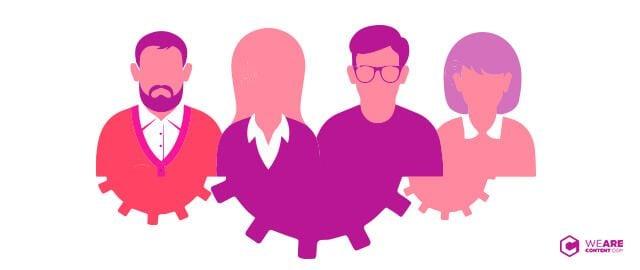 Como organizar tu equipo para marketing de contenidos