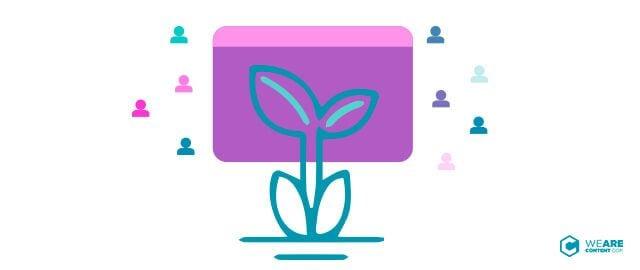 Página web: Por qué su complemento es el blog | WeAreContent