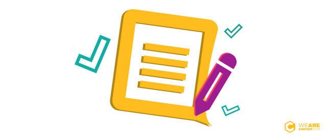 Contenidos para un blog: Por qué tener una estrategia?| WeAreContent
