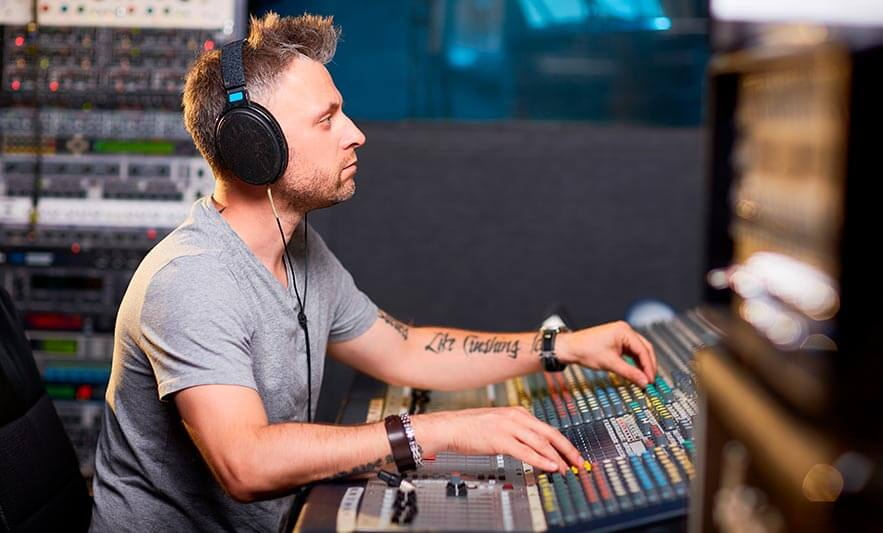 Los mejores productores de contenidos de audio y música están en WeAreContent