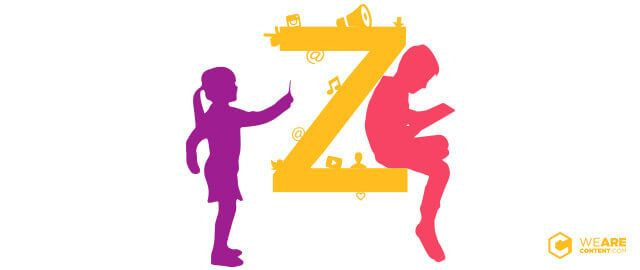 ¿Qué tipo de contenido consume la generación Z?