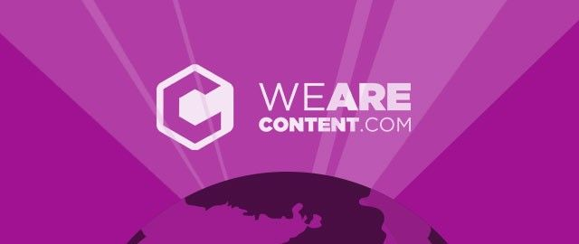 We Are Content february-2018