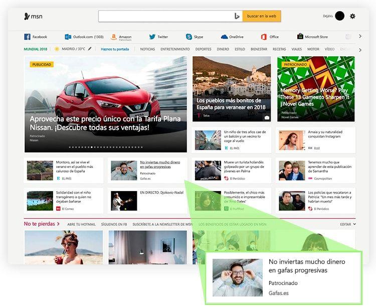 Beneficios de la publicidad nativa en tu página