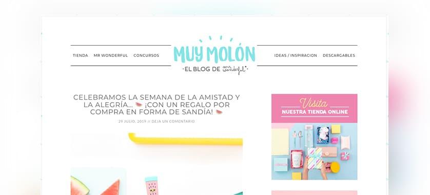 Mr Wonderful: Uno de los casos de éxito de content marketing en España
