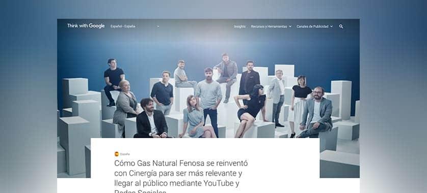 Gas Fenosa: Uno de los casos de éxito de content en España