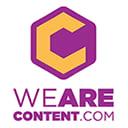 Logotipo de WeAreContent