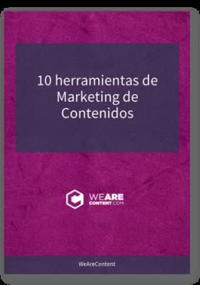 Ebook ¨10 herramientas de marketing de contenidos¨